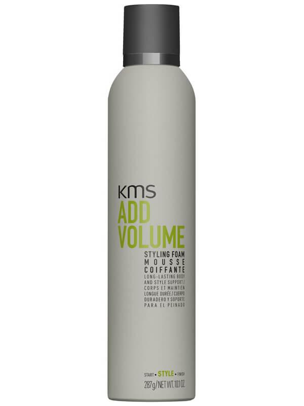 KMS Addvolume Styling Foam 6% ryhmässä Hiustenhoito / Muotoilutuotteet / Volyymituotteet at Bangerhead.fi (B025376r)