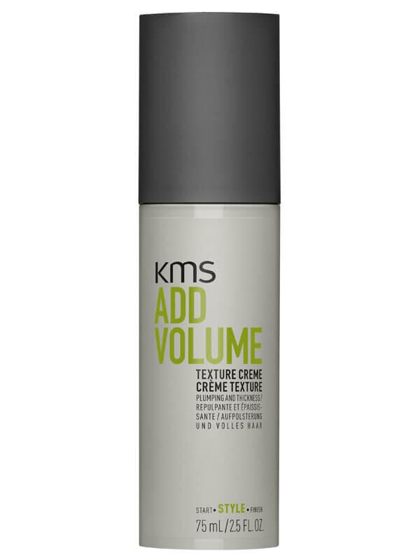 KMS Addvolume Texture Cream (75ml) ryhmässä Hiustenhoito / Muotoilutuotteet / Volyymituotteet at Bangerhead.fi (B025379)