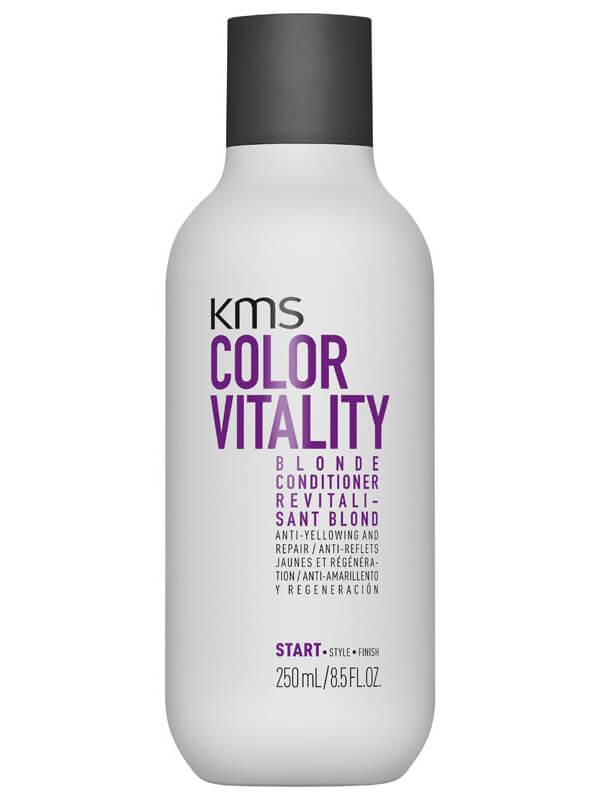 KMS Colorvitality Blonde Conditioner ryhmässä Hiustenhoito / Shampoot & hoitoaineet / Hoitoaineet at Bangerhead.fi (B025382r)