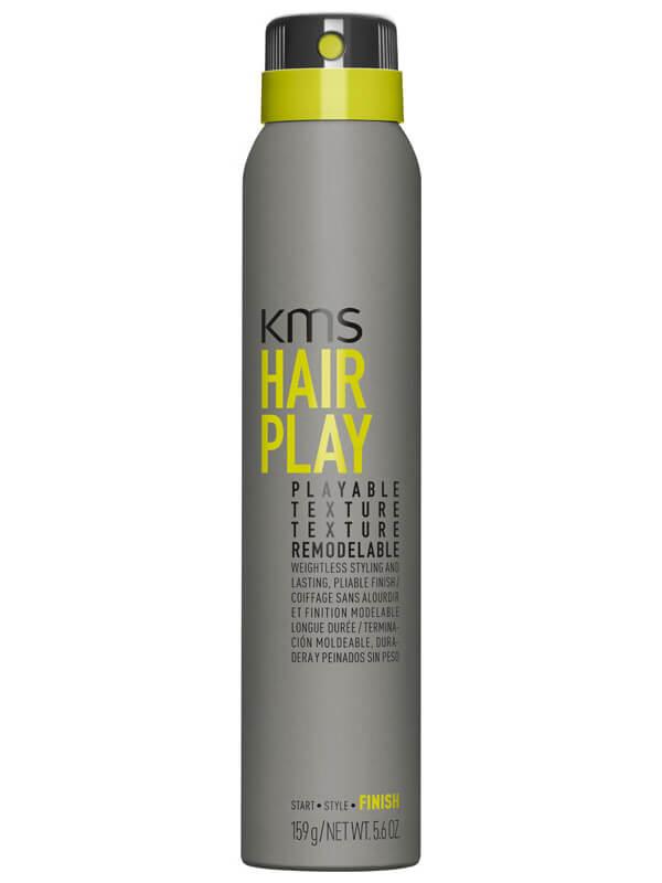 KMS Hairplay Playable Texture Voc 80% (200ml) ryhmässä Hiustenhoito / Muotoilutuotteet / Hiusvahat & muotoiluvoiteet at Bangerhead.fi (B025401)