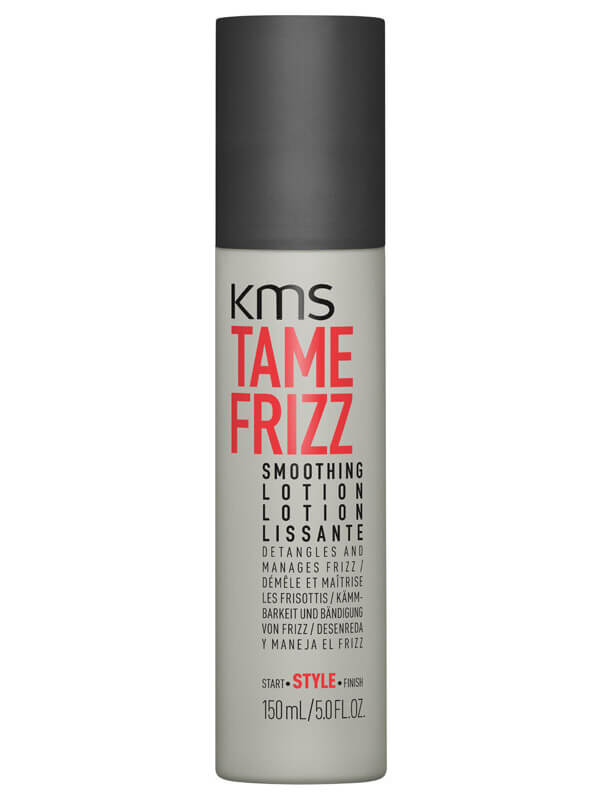 KMS Tamefrizz Smoothing Lotion (150ml) i gruppen Hårvård / Balsam / Leave-in conditioner hos Bangerhead (B025419)