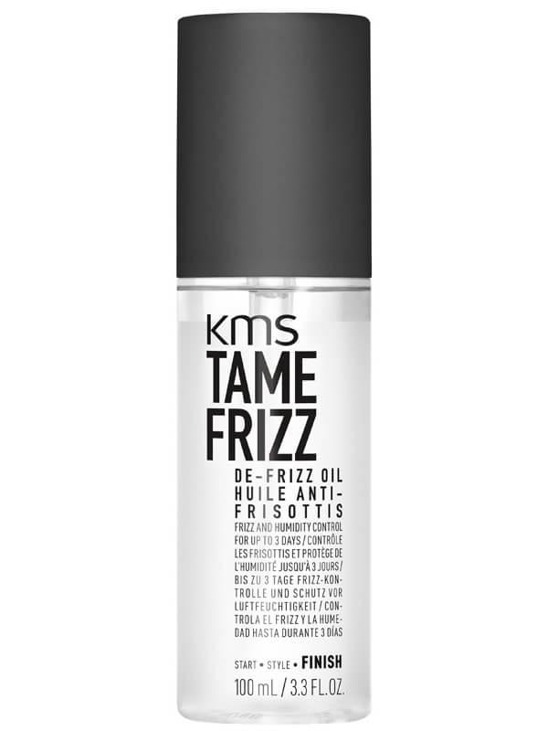 KMS Tamefrizz De-Frizz Oil (100ml) ryhmässä Hiustenhoito / Muotoilutuotteet / Hiusöljyt at Bangerhead.fi (B025420)