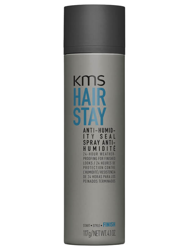 KMS Hairstay Anti-Humidity Seal Voc > 55% (150ml) i gruppen Hårpleie / Styling / Hårspray hos Bangerhead.no (B025421)