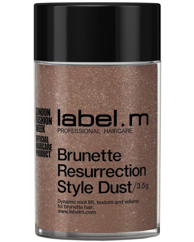 label.m Brunette Resurrection Style Dust (3.5g) i gruppen Hårvård / Styling / Stylingpuder hos Bangerhead (B025463)