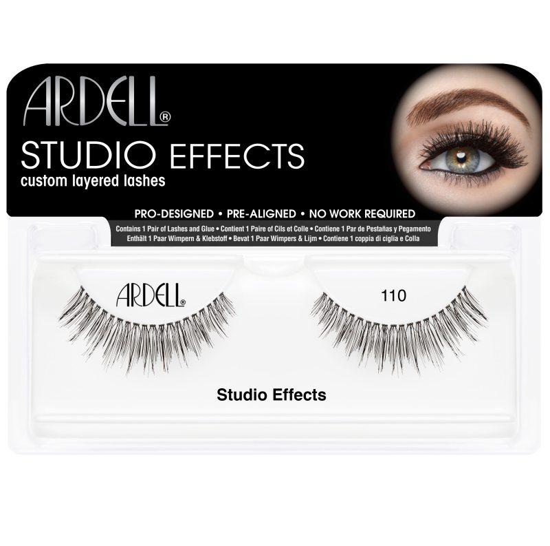 Ardell Studio Effect 110 ryhmässä Meikit / Silmät / Irtoripset at Bangerhead.fi (B025560)