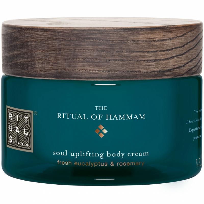 Rituals The Ritual of Hammam Body Cream (220ml) i gruppen Kroppsvård / Kroppsåterfuktning / Body lotion hos Bangerhead (B025775)