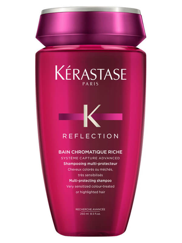Kérastase Reflection Bain Chromatique Riche (250ml) ryhmässä Hiustenhoito / Shampoot / Shampoot at Bangerhead.fi (B025841)