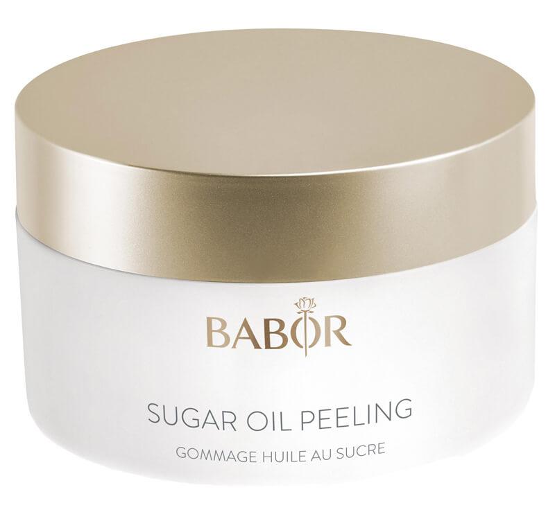Babor Sugar Oil Peeling (50ml) ryhmässä Ihonhoito / Kasvojen kuorinta / Mekaaninen kuorinta at Bangerhead.fi (B025891)