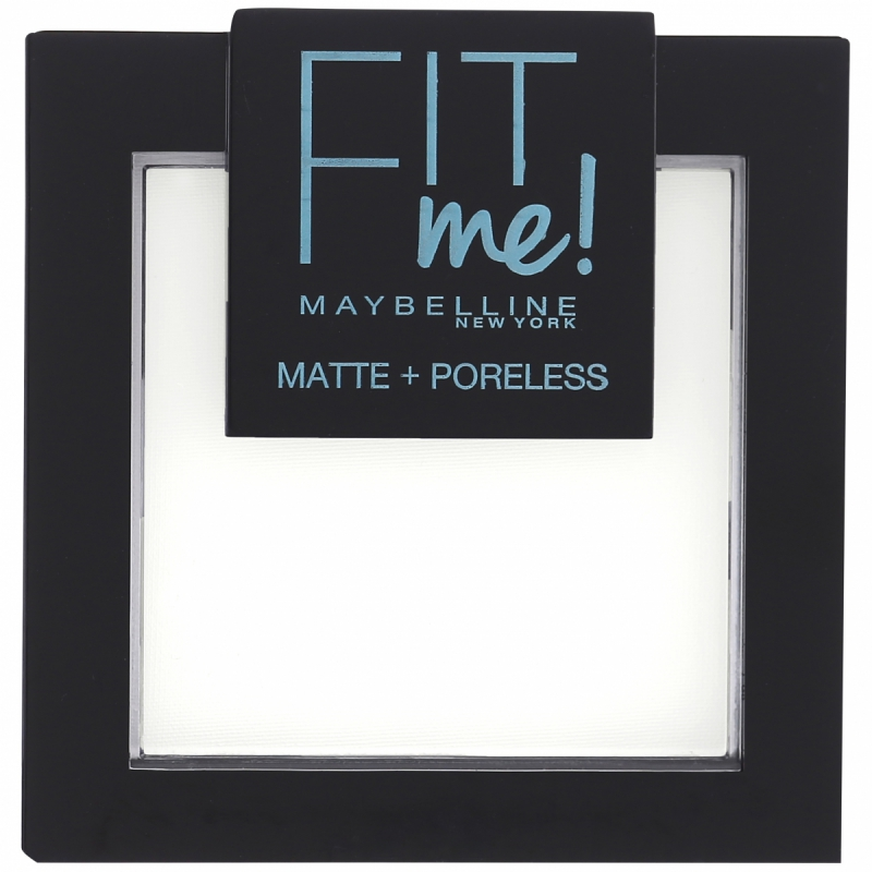 Maybelline Fit Me Matte & Poreless Powder Translucent 090 ryhmässä Black Friday / Meikkisuosikit at Bangerhead.fi (B025894)