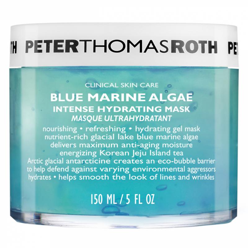 Peter Thomas Roth Blue Marine Algae Mask (150ml) i gruppen Hudvård / Ansiktsmask / Gelmask hos Bangerhead (B025935)