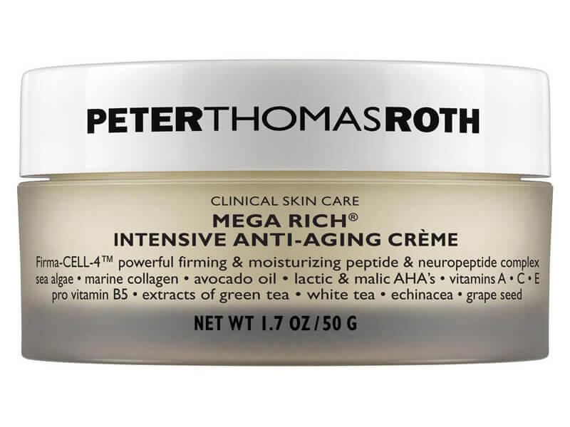Peter Thomas Roth Mega Rich Intensive Anti-Aging Cellular Crème (50ml) ryhmässä Ihonhoito / Kasvojen kosteutus / 24 tunnin voiteet at Bangerhead.fi (B025937)