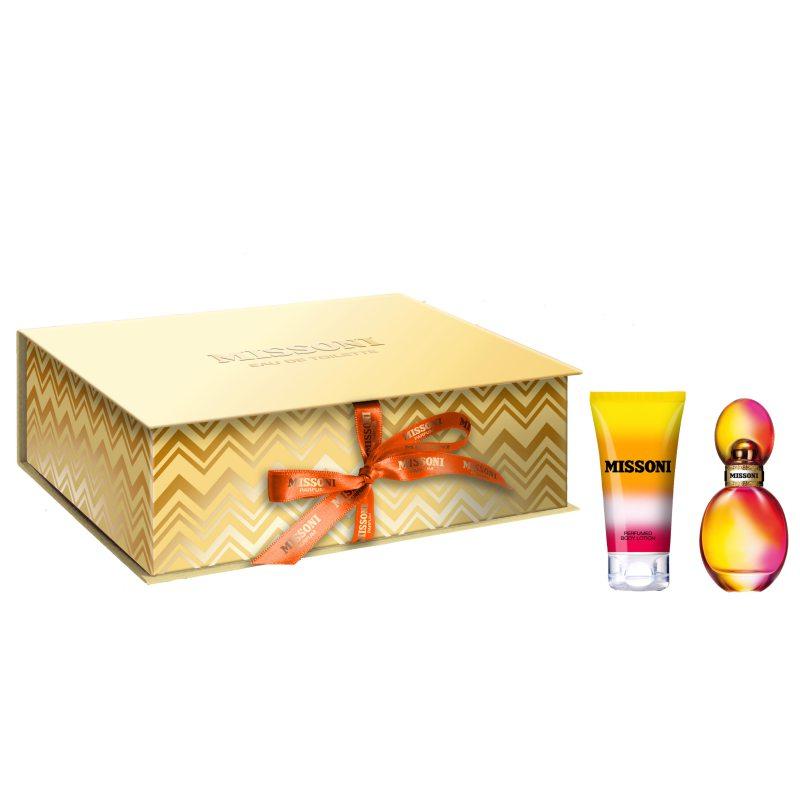 Missoni EdT Gift Set ryhmässä Tuoksut / Naisten tuoksut / Eau de Toilette naisille at Bangerhead.fi (B025952)