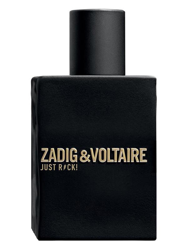 Zadig & Voltaire Just Rock For Him EdT ryhmässä Tuoksut / Miesten tuoksut / Eau de Toilette miehille at Bangerhead.fi (B026013r)