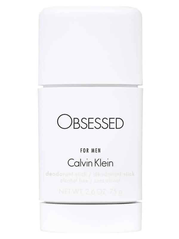 Calvin Klein Obsessed For Men Deodorant Stick (75ml) ryhmässä Tuoksut / Miesten tuoksut / Deodorantit miehille at Bangerhead.fi (B026025)