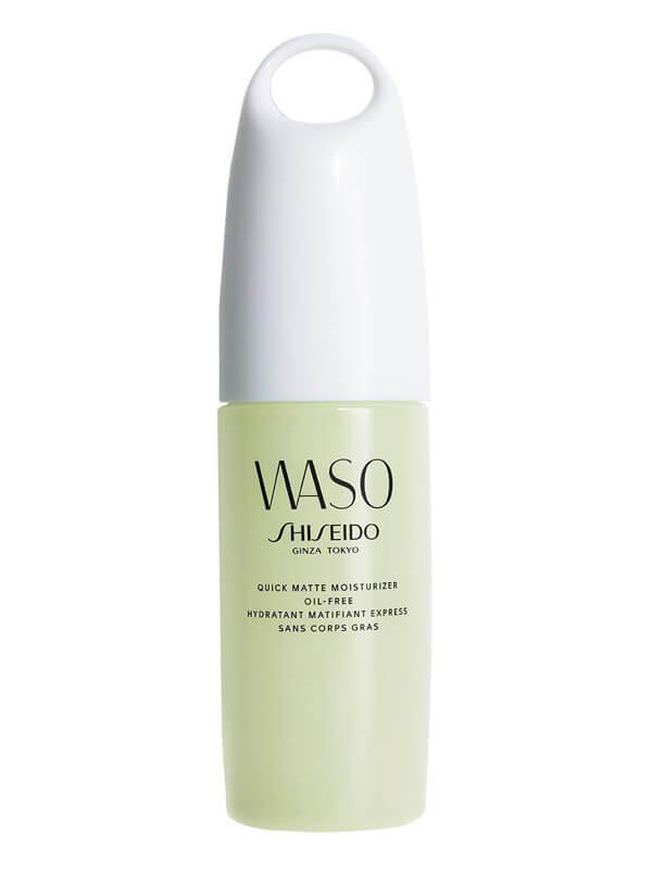 Shiseido Waso Quick Matte Moisturizer Oil Free (75ml) ryhmässä Ihonhoito / Kosteusvoiteet / Päivävoiteet at Bangerhead.fi (B026041)