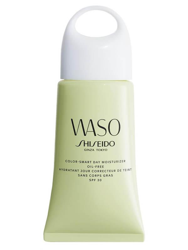 Shiseido Waso Color Smart Day Moisturizer Oil Free (50ml) ryhmässä Ihonhoito / Kasvojen kosteutus / Päivävoiteet at Bangerhead.fi (B026043)