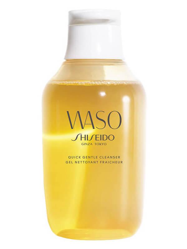Shiseido Waso Quick Gentle Cleanser (150ml) ryhmässä Ihonhoito / Kasvojen puhdistus / Puhdistusgeelit at Bangerhead.fi (B026045)