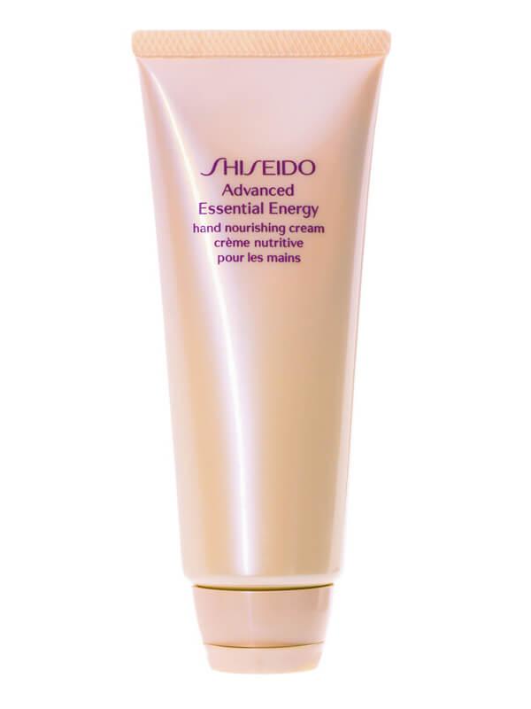 Shiseido Advanced Essential Energy Hand Nourishing ryhmässä Vartalonhoito & spa / Kädet & jalat / Käsivoiteet at Bangerhead.fi (B026053)