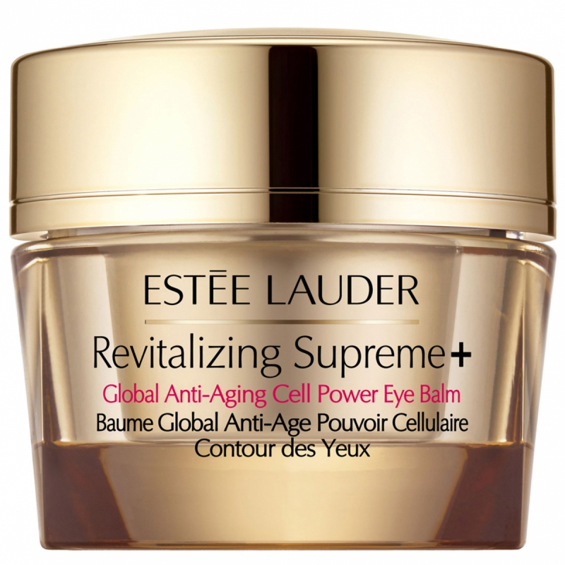 Estée Lauder Revitalizing Supreme+ Global Ant-Aging Cell Power Eye Balm (15ml) ryhmässä Ihonhoito / Silmät / Silmänympärysvoiteet at Bangerhead.fi (B026118)