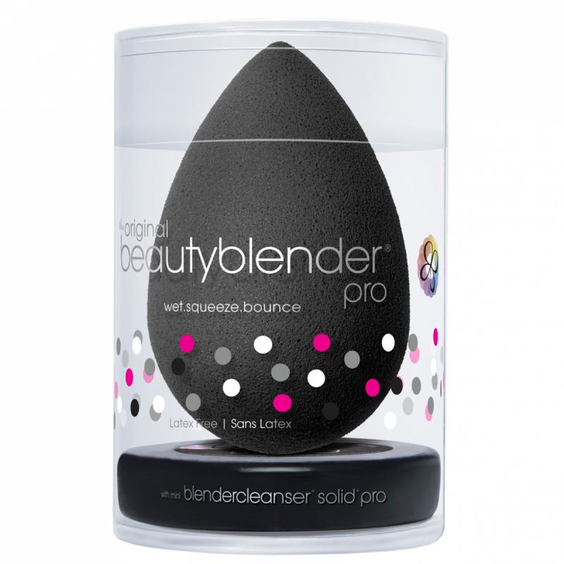 Beautyblender Pro + Minisolid Cleanser ryhmässä Kampanjat / Lahjat at Bangerhead.fi (B026231)