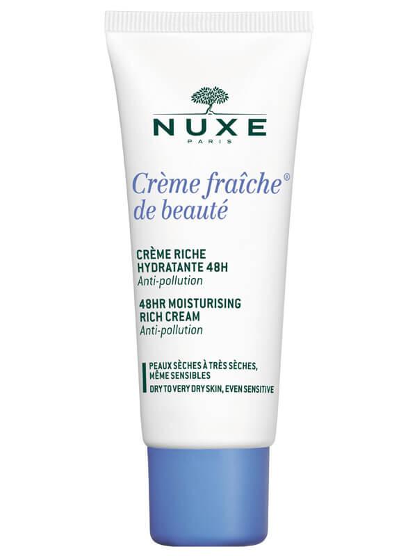 NUXE Creme Fraiche Rich Cream ryhmässä Ihonhoito / Kasvojen kosteutus / 24 tunnin voiteet at Bangerhead.fi (B026242r)