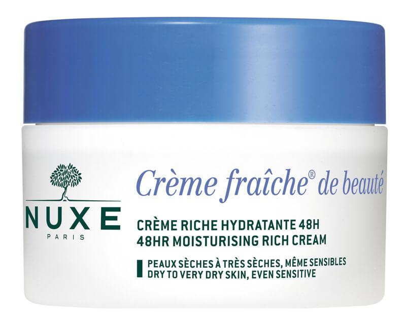 NUXE Creme Fraiche Rich Cream ryhmässä Ihonhoito / Kosteusvoiteet / 24 tunnin voiteet at Bangerhead.fi (B026242r)