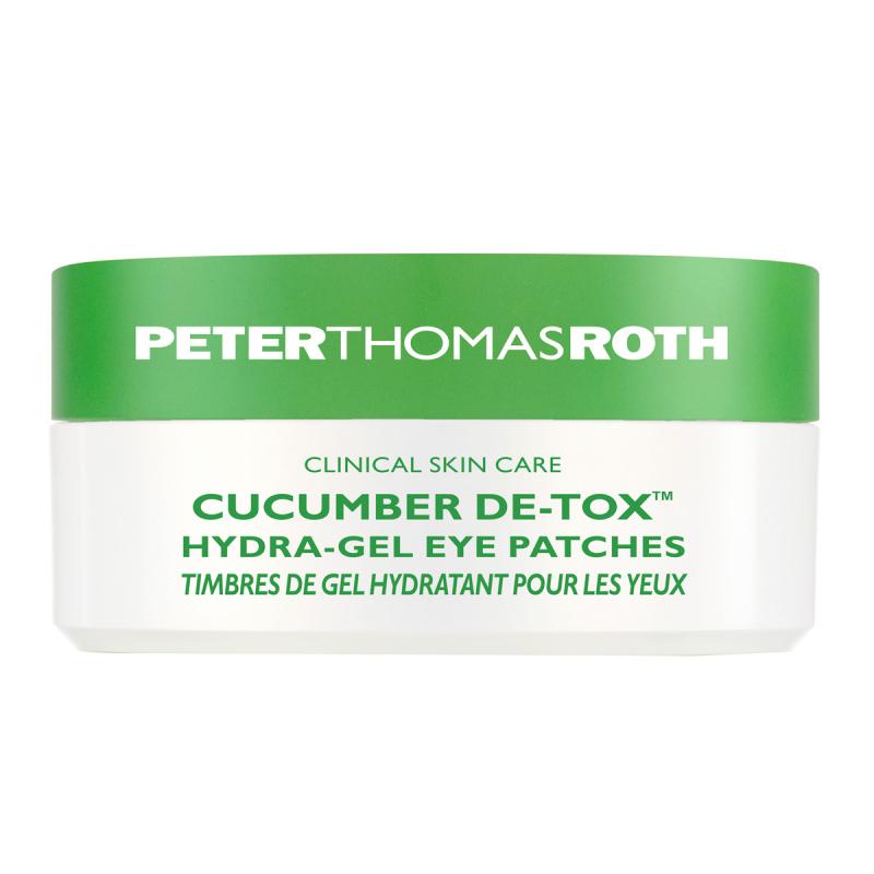 Peter Thomas Roth Cucumber Hydra Gel Eye Patches (30pcs) ryhmässä Ihonhoito / Silmät / Silmänympärysnaamiot at Bangerhead.fi (B026397)