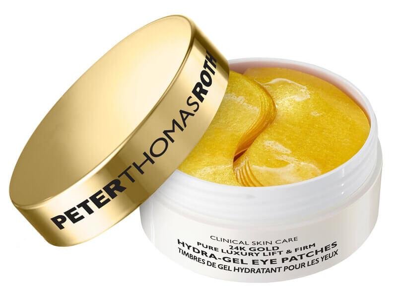 Peter Thomas Roth 24K Gold Pure Luxury Lift 6 Firm Hydra Gel Eye Patches (30pcs) ryhmässä Ihonhoito / Silmät / Silmänympärysnaamiot at Bangerhead.fi (B026401)