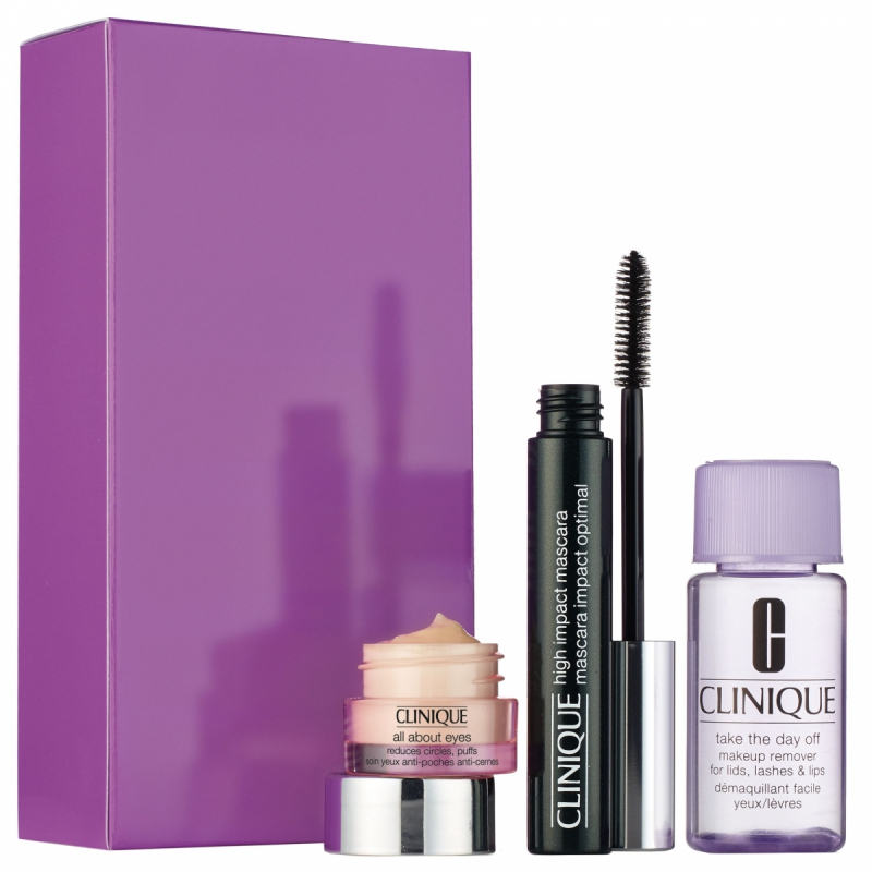 Clinique High On Lashes Mascara Set i gruppen Makeup / Gift set & kits hos Bangerhead (B026410)