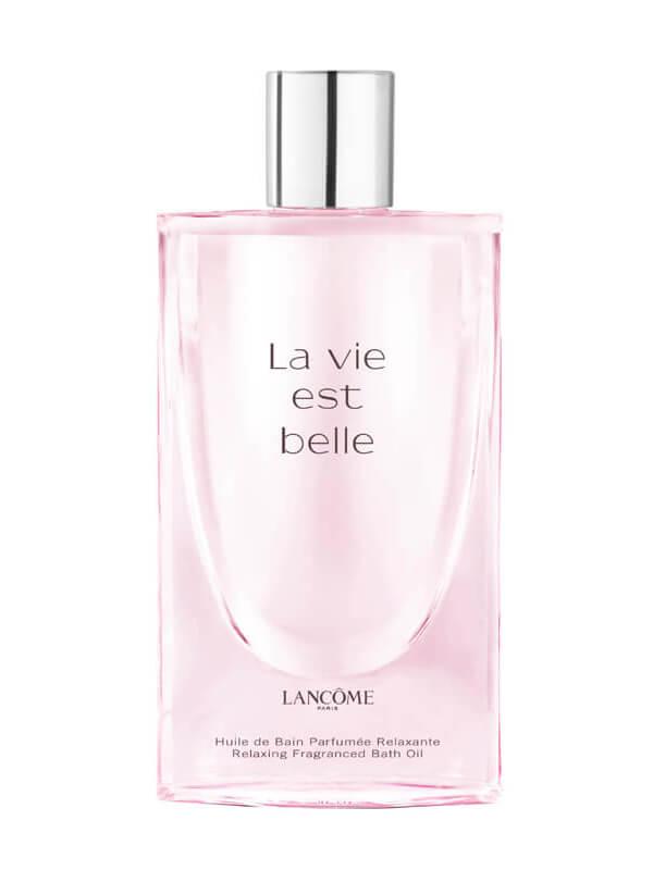 Lancome La Vie Est Belle Bath Oil (200ml) ryhmässä Vartalonhoito & spa / Vartalon puhdistus / Kylpyöljyt & suihkuöljyt at Bangerhead.fi (B026573)