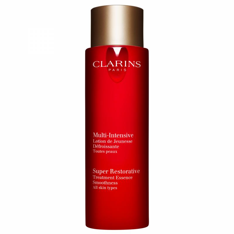 Clarins Super Restorative Treatment Essence (200ml) i gruppen Hudvård / Ansiktsvatten & essence / Essence hos Bangerhead (B026640)