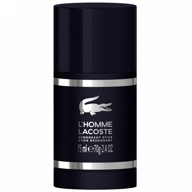 Lacoste L'Homme Deo Stick (75ml) ryhmässä Tuoksut / Miesten tuoksut / Deodorantit miehille at Bangerhead.fi (B026669)