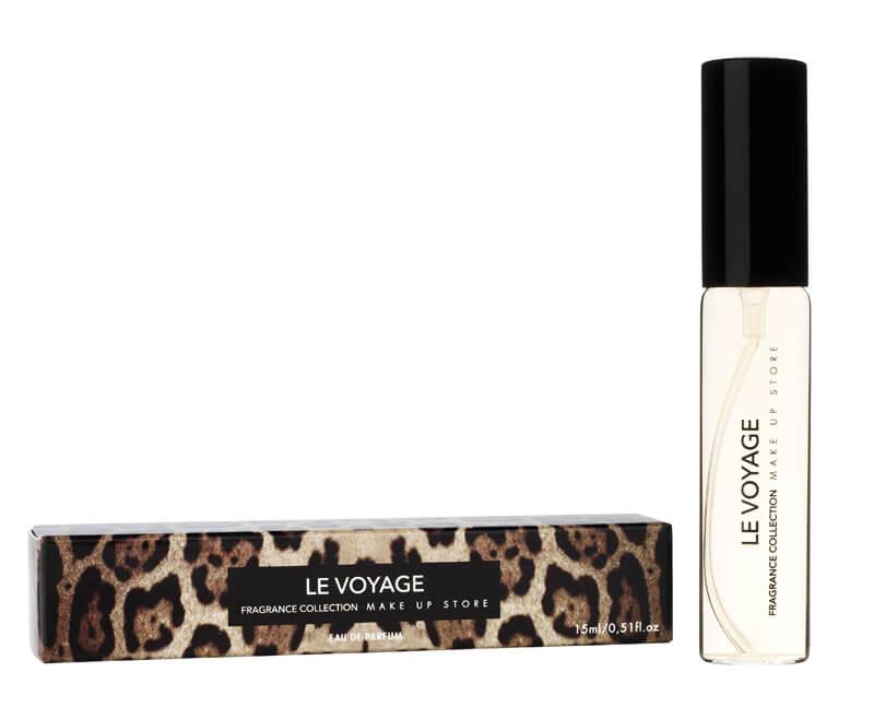 Make Up Store Fragrance Collection - Le Voyage i gruppen Parfym / Dam / Eau de Parfum för henne hos Bangerhead (B026761)