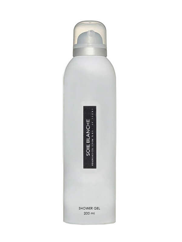 Make Up Store Shower Gel - Soie Blanche ryhmässä Vartalonhoito & spa / Vartalon puhdistus / Kylpysaippuat & suihkusaippuat at Bangerhead.fi (B026770)