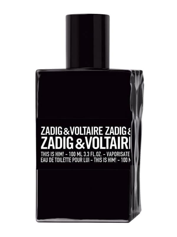 Zadig & Voltaire This Is Him! EdT ryhmässä Tuoksut / Miesten tuoksut / Eau de Toilette miehille at Bangerhead.fi (B021046r)