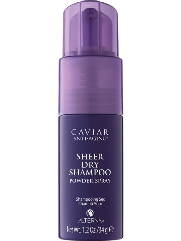 Alterna Caviar Sheer Dry Shampoo (34ml) ryhmässä Hiustenhoito / Muotoilutuotteet / Hiuslakat at Bangerhead.fi (B026946)