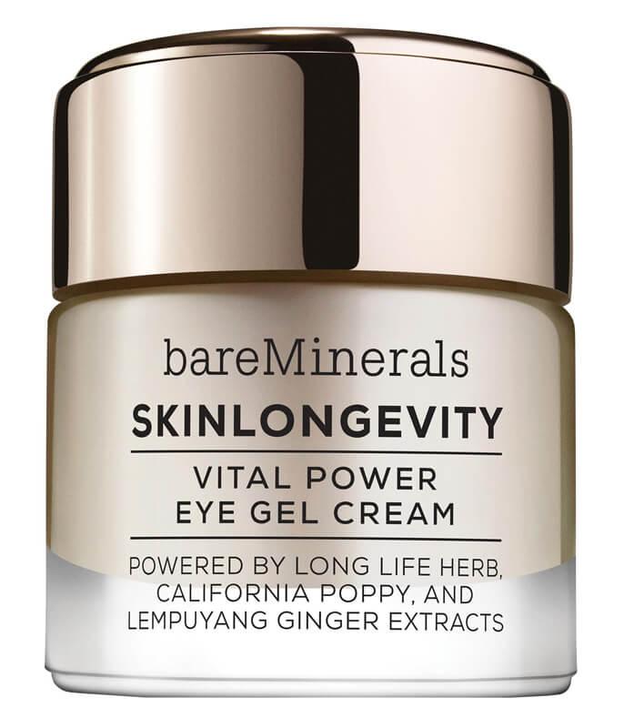 bareMinerals Skinlongevity Vital Power Eye Cream Gel (15ml) ryhmässä Ihonhoito / Silmät / Silmänympärysvoiteet at Bangerhead.fi (B027001)