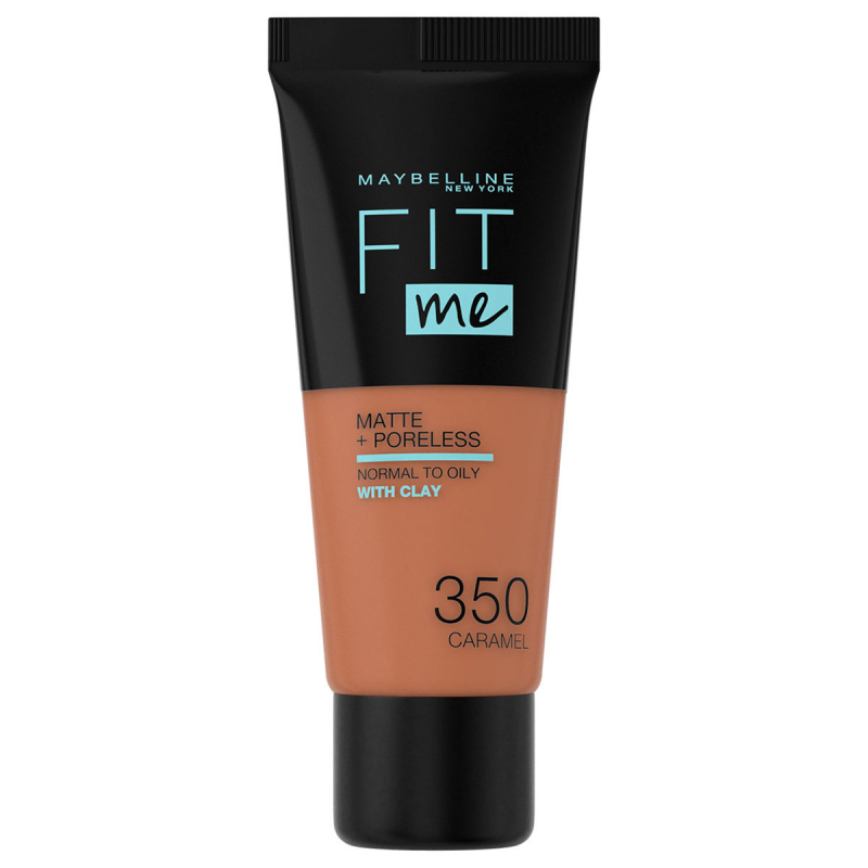 Maybelline Fit Me Matte & Poreless Foundation i gruppen Makeup / Base / Foundation hos Bangerhead.no (B027018r)