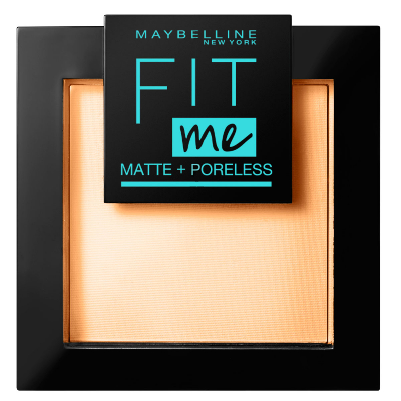 Maybelline Fit Me Matte + Poreless Powder i gruppen Makeup / Bas / Puder hos Bangerhead (B029453r)