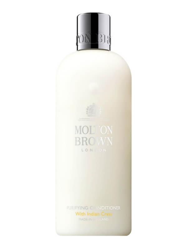 Molton Brown Indian Cress Purifying Conditioner (300ml) ryhmässä Hiustenhoito / Shampoot & hoitoaineet / Hoitoaineet at Bangerhead.fi (B027038)
