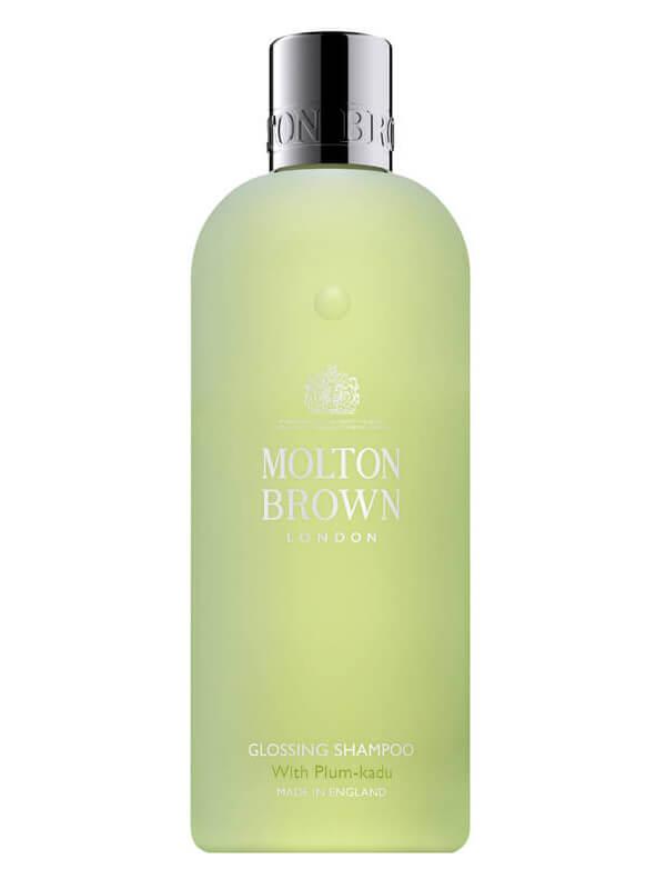 Molton Brown Plum-Kadu Glossing Shampoo (300ml) ryhmässä Hiustenhoito / Shampoot & hoitoaineet / Shampoot at Bangerhead.fi (B027041)