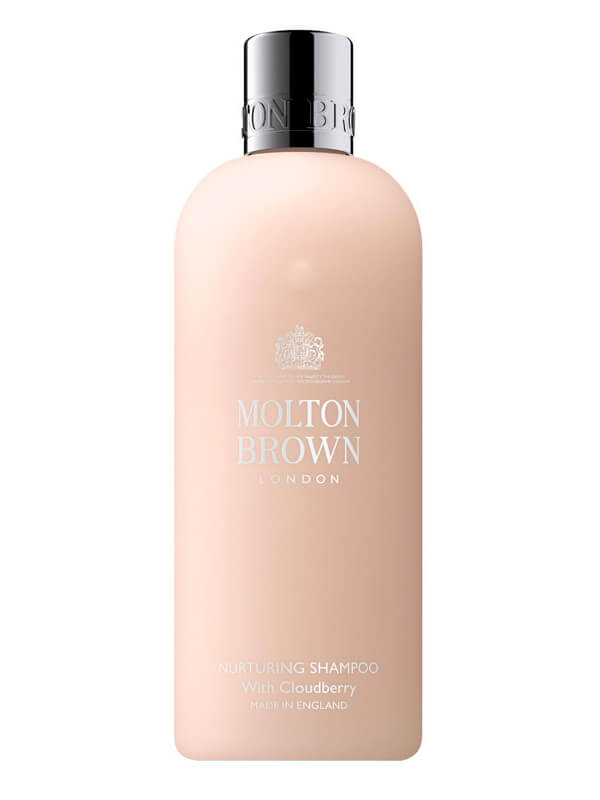 Molton Brown Cloudberry Nurturing Shampoo (300ml) ryhmässä Hiustenhoito / Shampoot & hoitoaineet / Shampoot at Bangerhead.fi (B027043)