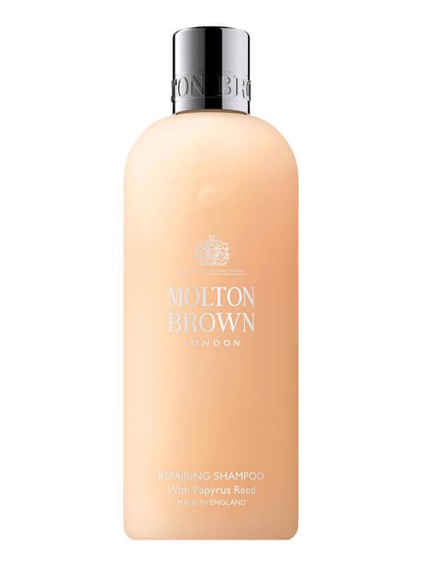 Molton Brown Papyrus Reed Repair Shampoo (300ml) ryhmässä Hiustenhoito / Shampoot & hoitoaineet / Shampoot at Bangerhead.fi (B027045)