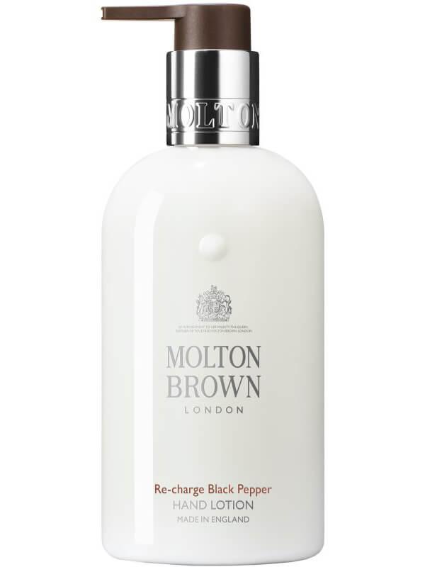 Molton Brown Black Pepper Hand Lotion (300ml) ryhmässä Vartalonhoito & spa / Kädet & jalat / Käsivoiteet at Bangerhead.fi (B027049)