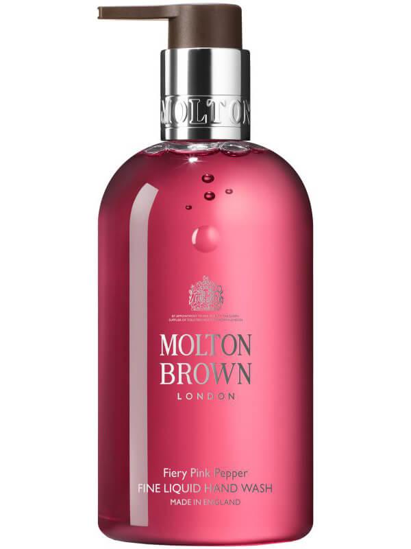 Molton Brown Pink Pepper Hand Wash (300ml) i gruppen Kroppsvård & spa / Händer & fötter / Handtvål hos Bangerhead (B027050)
