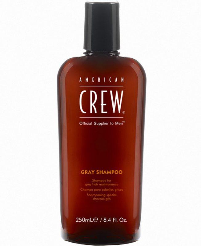 American Crew Classic Gray Shampoo i gruppen Mann / Hårpleie for menn / Shampoo hos Bangerhead.no (B027067)