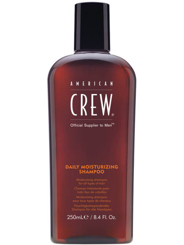 American Crew Daily Moisture Shampoo (250ml) i gruppen Hårvård / Schampo & balsam / Schampo hos Bangerhead (B027068)