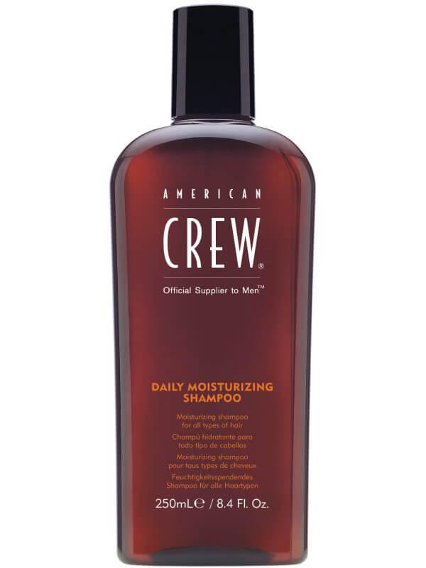 American Crew Daily Moisture Shampoo (250ml) ryhmässä Hiustenhoito / Shampoot / Shampoot at Bangerhead.fi (B027068)