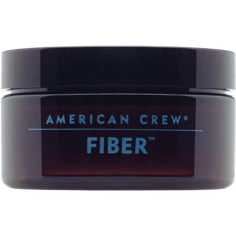 American Crew Fiber (85g) ryhmässä Hiustenhoito / Muotoilutuotteet / Hiusvahat & muotoiluvoiteet at Bangerhead.fi (B027070)