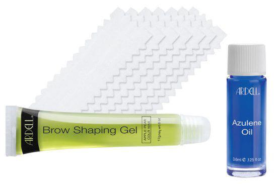 Ardell Brow Shaping Kit i gruppen Makeup / Børster & verktøy / Pinsetter & øyenbrynsverktøy hos Bangerhead.no (B027100)